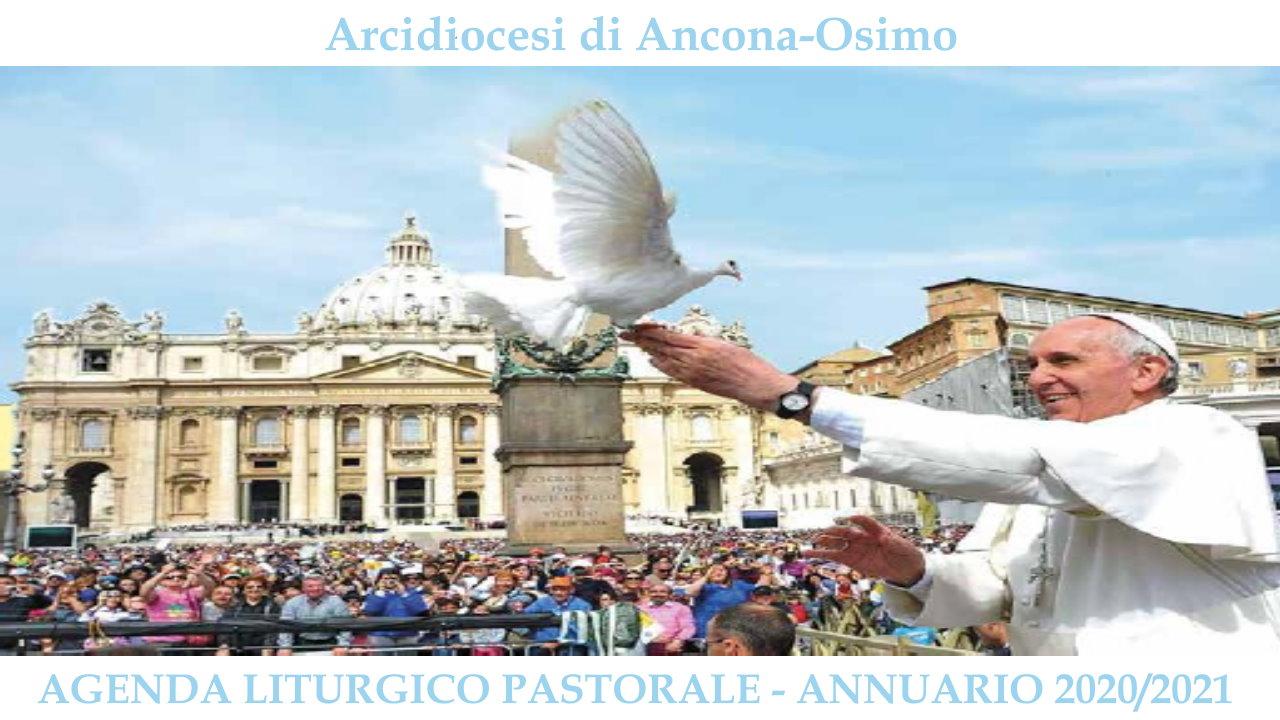 Agenda liturgico pastorale annuario 2020-21